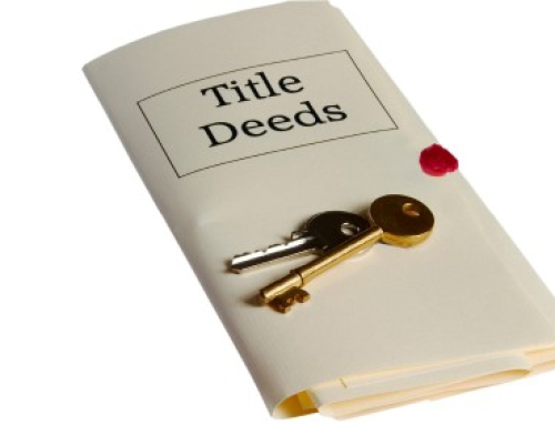How Should You Take Title to Your Home? (Part 3 of 3)